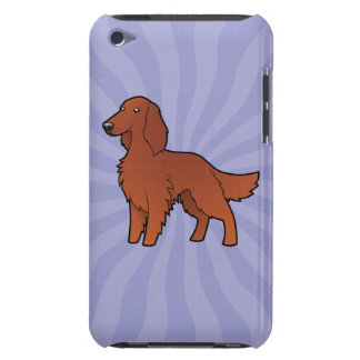 Cartoon Irish / English / Gordon / R&W Setter Case-Mate iPod Touch Case