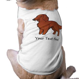 Cartoon Irish / English / Gordon / R&W Setter T-Shirt