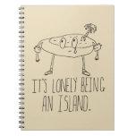 Cartoon Island Journal