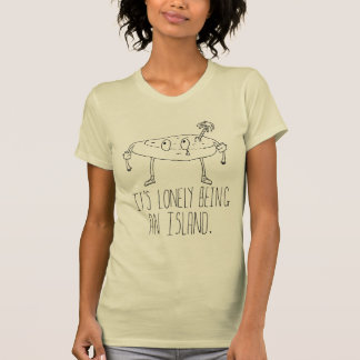 Cartoon Island T-Shirt