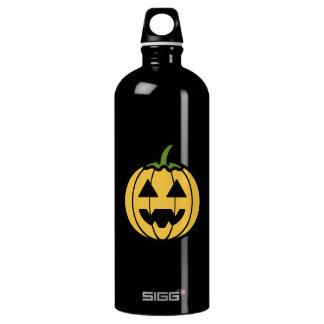 Cartoon Jack-o-Lantern SIGG Traveler 1.0L Water Bottle