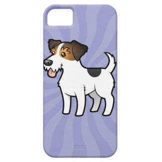 Cartoon Jack Russell Terrier iPhone SE/5/5s Case