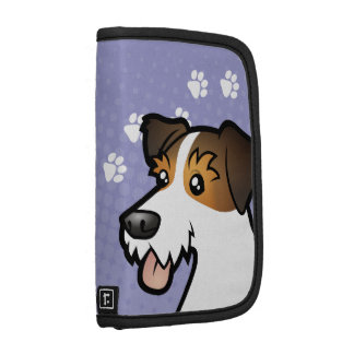 Cartoon Jack Russell Terrier Planner