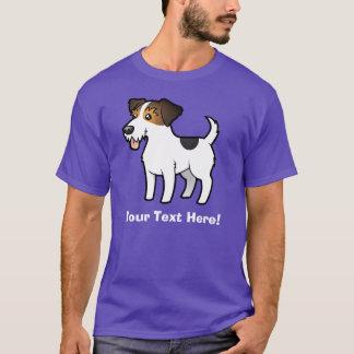 Cartoon Jack Russell Terrier T-Shirt