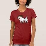 Cartoon Jack Russell Terrier Tshirts