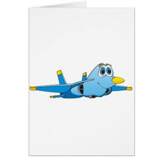 Cartoon Jet Cards