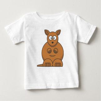 Cartoon Kangaroo. Baby T-Shirt