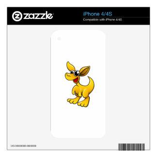 Cartoon Kangaroo Skins For The iPhone 4