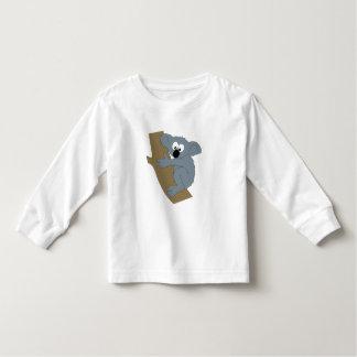 Cartoon Koala Toddler T-shirt