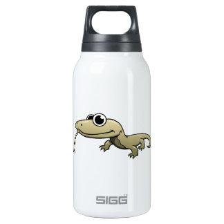 Cartoon Komodo Dragon Thermos Bottle