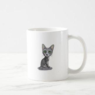 Cartoon Korat Classic White Coffee Mug