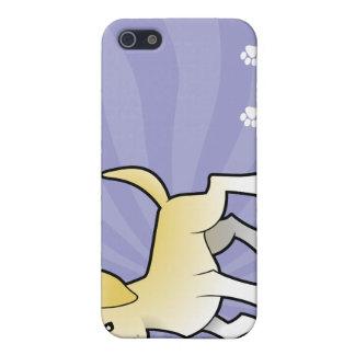 Cartoon Labrador Retriever Case For iPhone SE/5/5s