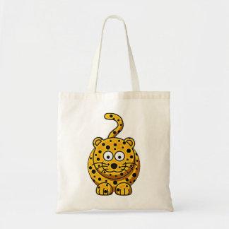 Cartoon Leopard Bag