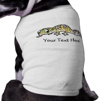 Cartoon Leopard Gecko Tee