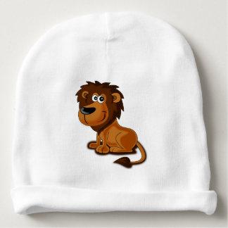 Cartoon Lion Baby Beanie