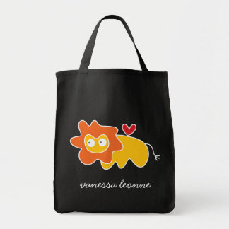 Cartoon Lion Kid Cute Custom Gift Tote Bag
