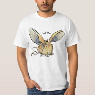 Cartoon Long Eared Jerboa T-Shirt