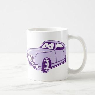 Cartoon-Lowrider Coffee Mug