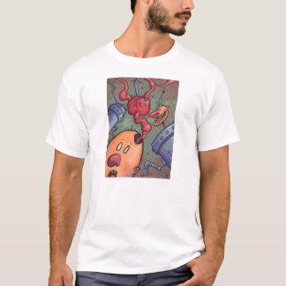 CARTOON MADNESS - BRAIN ESCAPE T-Shirt