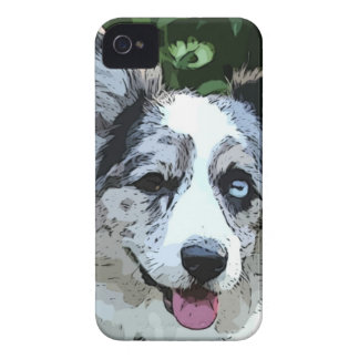 Cartoon Maggie Girl iPhone 4 Cover