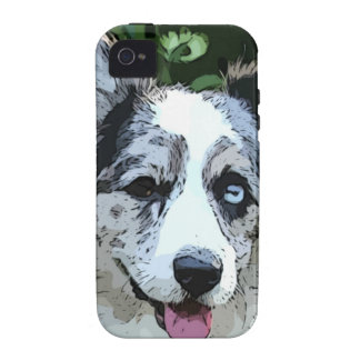Cartoon Maggie Girl Case-Mate iPhone 4 Covers