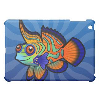 Cartoon Mandarin / Dragonet Fish iPad Mini Cover
