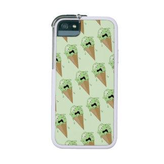 Cartoon Melting Ice Cream Cones Case For iPhone SE/5/5s