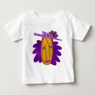 Cartoon Modern Woman Print Shirt