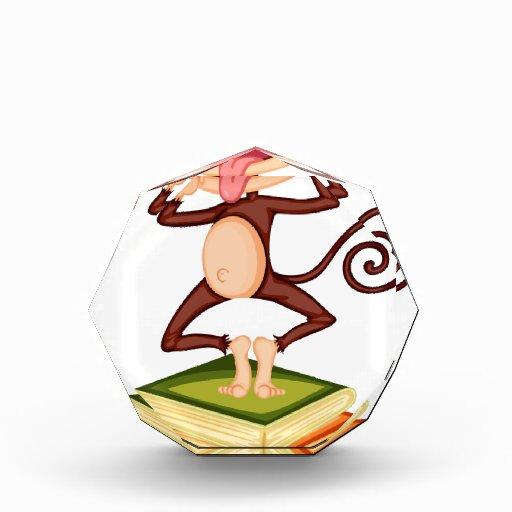 cartoon monkey awards