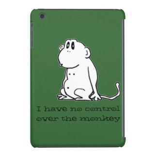 Cartoon Monkey iPad Mini Cover