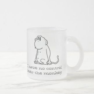 Cartoon Monkey Mugs
