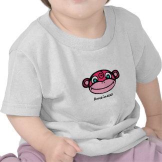 Cartoon Monkey Tshirt