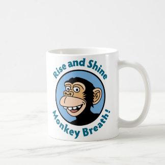 Cartoon Mug Monkey Breath