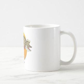 Cartoon Muskie Coffee Mug