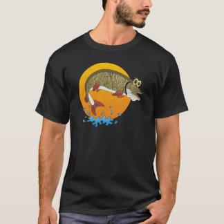 Cartoon Muskie T-Shirt