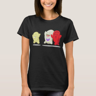 Cartoon of Blood Cell - Erythrocytes, Leukocytes, T-Shirt