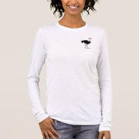 Ostrich Women's Basic Long Sleeve T-Shirt