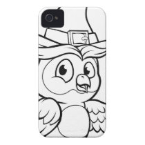 Cartoon Owl Character iPhone 4 Cover
