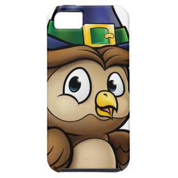 Halloween Themed Cartoon Owl Character iPhone SE/5/5s Case
