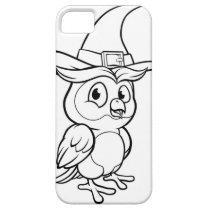 Cartoon Owl Character iPhone SE/5/5s Case