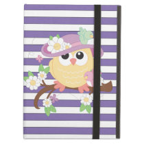Cartoon owl iPad Air Powis case