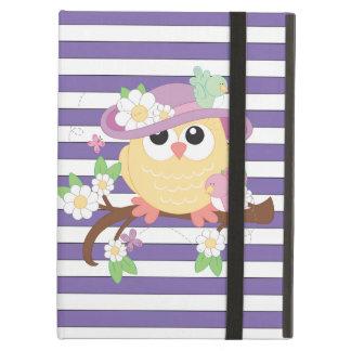 Cartoon owl iPad Air Powis case Cover For iPad Air