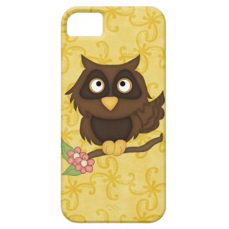 Cartoon Owl iPhone 5 5S case mate barely there