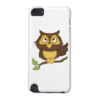 Cartoon Owl (tan) iPod Touch (5th Generation) Cases