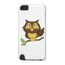 Cartoon Owl (tan) iPod Touch (5th Generation) Cover