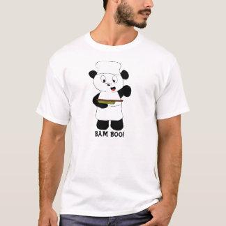 Cartoon Panda Emeril Lagasse Fan T-Shirt