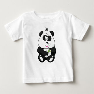 Cartoon panda shirt