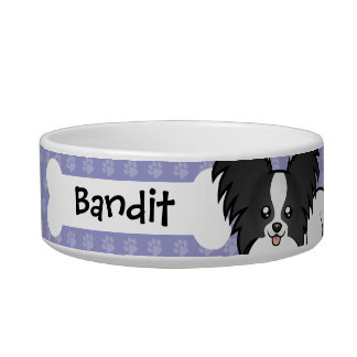 Cartoon Papillon Bowl
