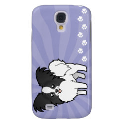 Case-Mate Barely There Samsung Galaxy S4 Case with Papillon Phone Cases design