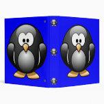"Cartoon Penguin Avery Signature 2"" Binder"